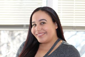 Erica Gray, manager of administrative services, Brassica